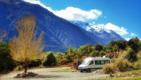 At the foothills of the Southern Alps